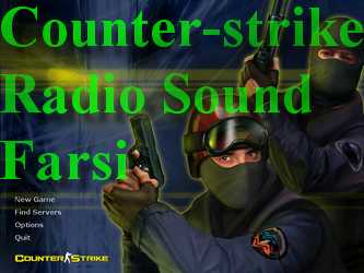counter-strike radio sound FArsi